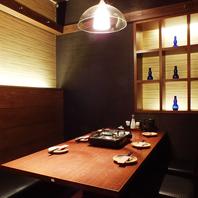 武蔵小杉で落ち着いた完全個室がある居酒屋