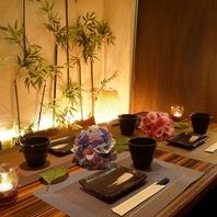 富山駅前の個室のバリエーション豊富な居酒屋。