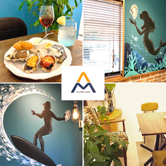 Are Man Store oysters cafe+bar アーマンストア オイスターズカフェ&バーの写真
