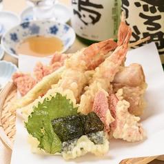 天ぷらと旬鮮魚 のだまの特集写真