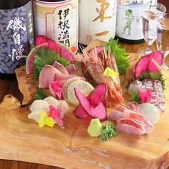 日本酒と旬彩 殿と美のおすすめ料理1