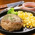 料理メニュー写真松阪豚プレミアムハンバーグ 200g