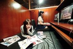 メディアカフェ ポパイ 王子店のコース写真