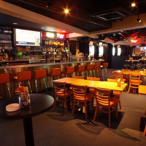 Darts Cafe DELTA(ダーツカフェデルタ) 目黒店|店舗イメージ2