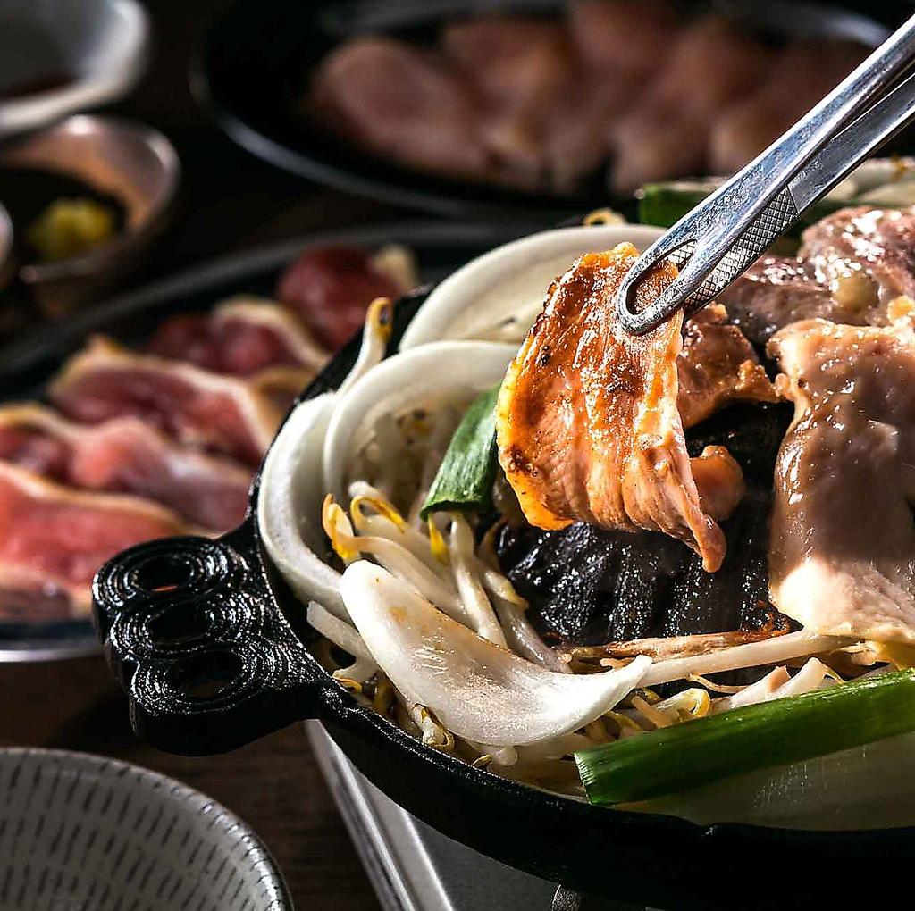 【新看板料理】地鶏の味わいが北海道の食卓文化と融合した「塚田ジンギスカン」必食です!!