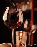 有機ワインも揃えております。