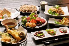 我伝 がでん 松本 蕎麦 ダイニング Diningのコース写真