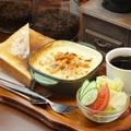 料理メニュー写真【常連様にも大人気】マカロニグラタン/パン付き