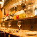 おひとり様でも心置きなくやわらかお肉と厳選ワインをお楽しみください。お肉とワインのマリアージュを贅沢に召し上がれ!