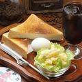 料理メニュー写真【定番】トーストセット