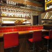【カウンター席】カウンター席ではお一人様でもゆっくりとお食事をお楽しみ頂けます。デートにも最適★雰囲気抜群です!!ぜひご利用下さい!