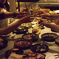 中之島 SOCIAL EAT AWAKE ソーシャルイート アウェイクのコース写真