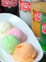 アイス[食放]Drink[飲放]