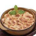 料理メニュー写真焼きマシュマロバニラ