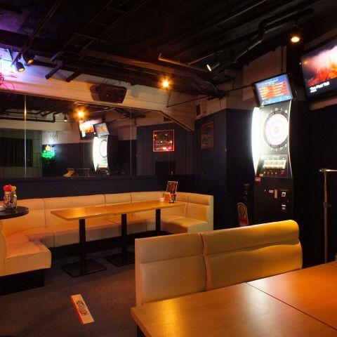 Darts Cafe DELTA(ダーツカフェデルタ) 目黒店|店舗イメージ3