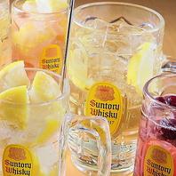 札幌駅近の居酒屋で氷結レモンサワーとジンギスカン♪