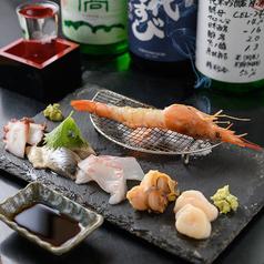 産直鮮魚と天ぷら 六星 ろくせいの写真