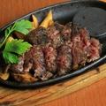 料理メニュー写真牛ハラミステーキ(150g)