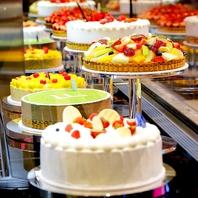 ファシーノ特製ケーキ