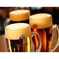 7種類の生ビール!!