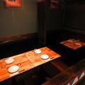 個室肉バル ボンバーミート 新宿ゴジラヘッド隣店の雰囲気1