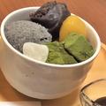 料理メニュー写真抹茶文庫パルフェ