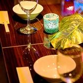 2名様~個室を用意。デートや女性同士の会食にオススメ★Stylishなインテリアが目を引きます