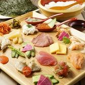彩りあざやかな手巻き寿司で手巻きパーティはいかがですか!楽して美味しいひとときを!