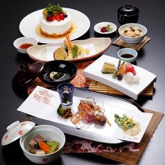 日本料理 堂満のコース写真