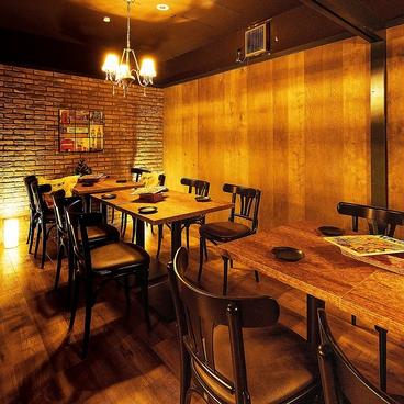 居酒屋 なかす 新札幌店の雰囲気1