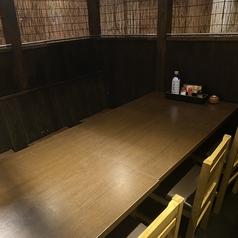 北海炉端&大阪串カツ うまいもん食道 金山店の雰囲気3