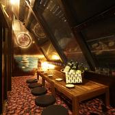 北海道海鮮 完全個室 23番地 吉祥寺店の雰囲気2