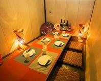 大森駅の宴会はゆったり落ち着ける和の個室空間居酒屋!