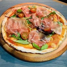 イタリア産 生ハムピザ