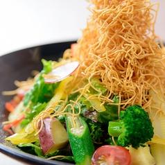 長崎皿うどんサラダ