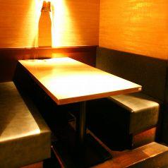■4名様個室。限定8席!!女子会に最適♪