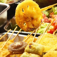 串かつ専門 ギンザラ 博多駅前店のおすすめ料理1