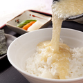 料理メニュー写真山芋トロロご飯