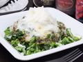 料理メニュー写真ルッコラとパルミジャーノチーズのサラダ