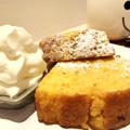 料理メニュー写真ともちゃん家のケーキ(ドリンク付き)