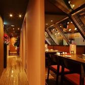 最大宴会人数は26名様。2~26名様の各人数対応の完全個室をご用意しております。