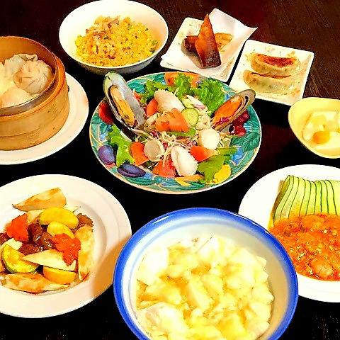 中華料理馬場