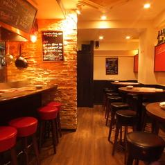 スペインバル Bar el sol 北新地の雰囲気1