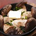 料理メニュー写真宮崎産 大杉しいたけのバター鉄板焼