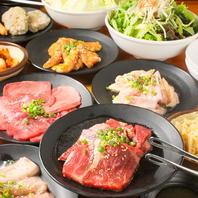 【おすすめ!!】食べ放題コース1900円(税込)~ご用意☆