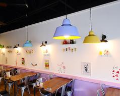 COCOcafe ココカフェ 豊橋駅前店の雰囲気1
