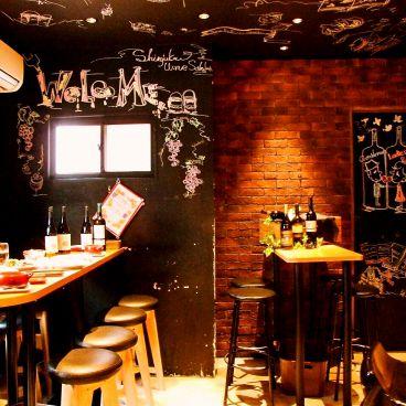 新宿 ワイン酒場の雰囲気3