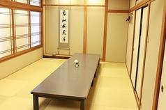 ふく・牛すき焼き 銀水亭 小倉店の雰囲気1
