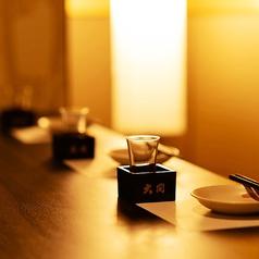 隠れ家個室 天照 Amaterasu 仙台一番町店の雰囲気3