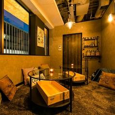 個室 肉バルVS魚バル デザインフードマーケット 新橋店のコース写真